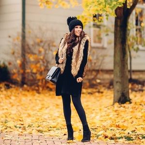 VESTIVAL FALL OUTFIT | 5 PIECES